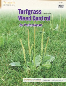 Carmel Landscaper recommends the 2013 Purdue Turf Tips Guide
